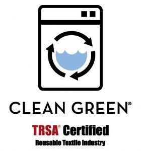TRSA Clean Green Certified Logo